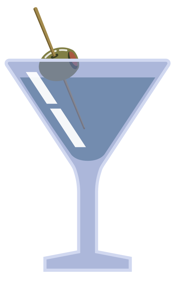 565x900 Martini Glass Cocktail Glass Clip Art Vector Free Clipart Image 3