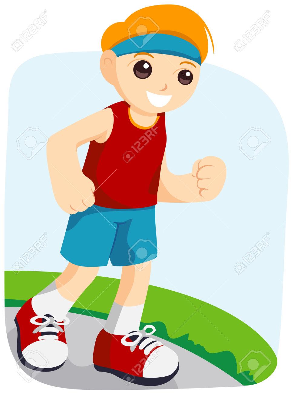 971x1300 Jogging Clipart