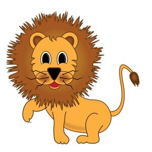 300x300 Clip Art Images Of Lions Dromgbb Top