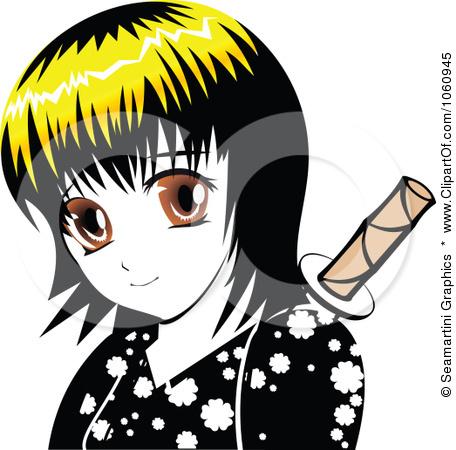 456x450 Manga Clipart