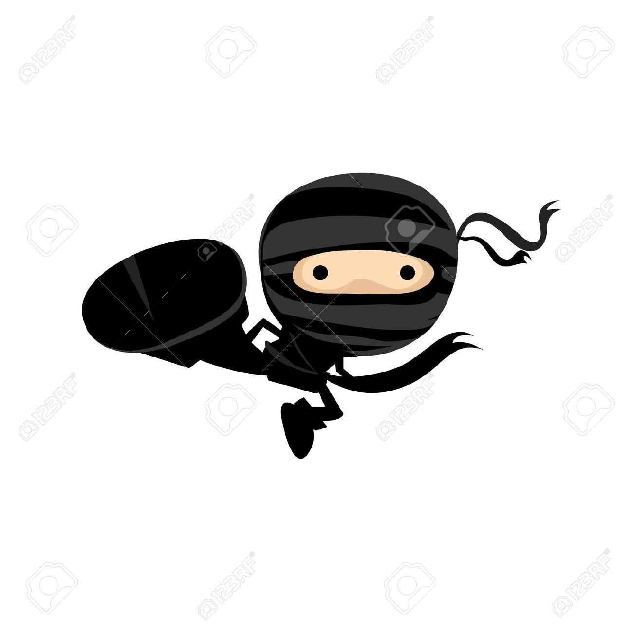 1300x1300 Martial Arts Clipart Ninja Kick