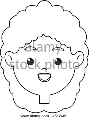 300x401 Cute Little Girl Outline Drawing Playing In A Water Puddle While