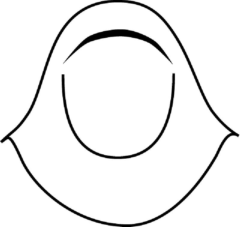 800x757 Head, Icon, Outline, Drawing, Woman, Girl, Cartoon
