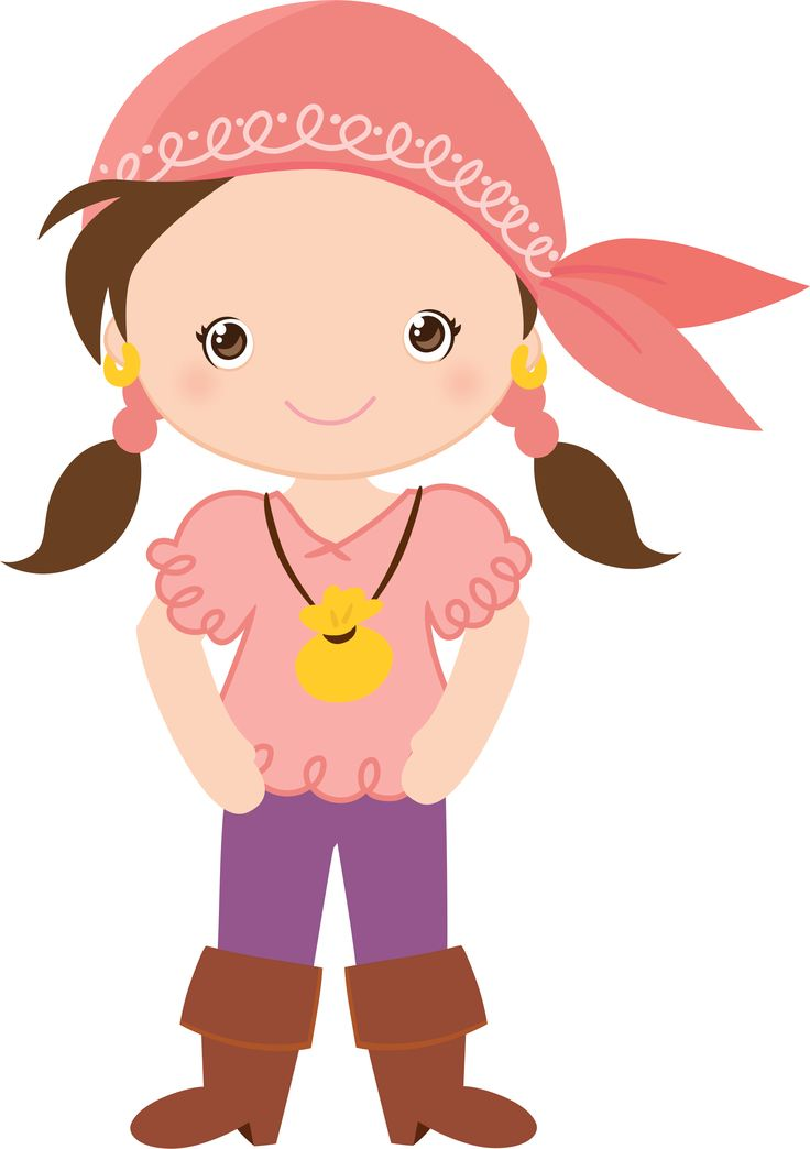 girl pirate clipart free download best girl pirate