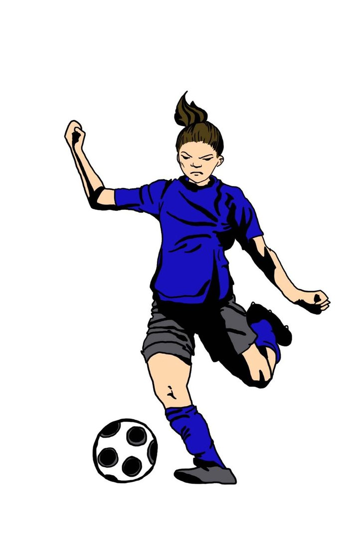 730x1095 Top 92 Playing Soccer Clip Art