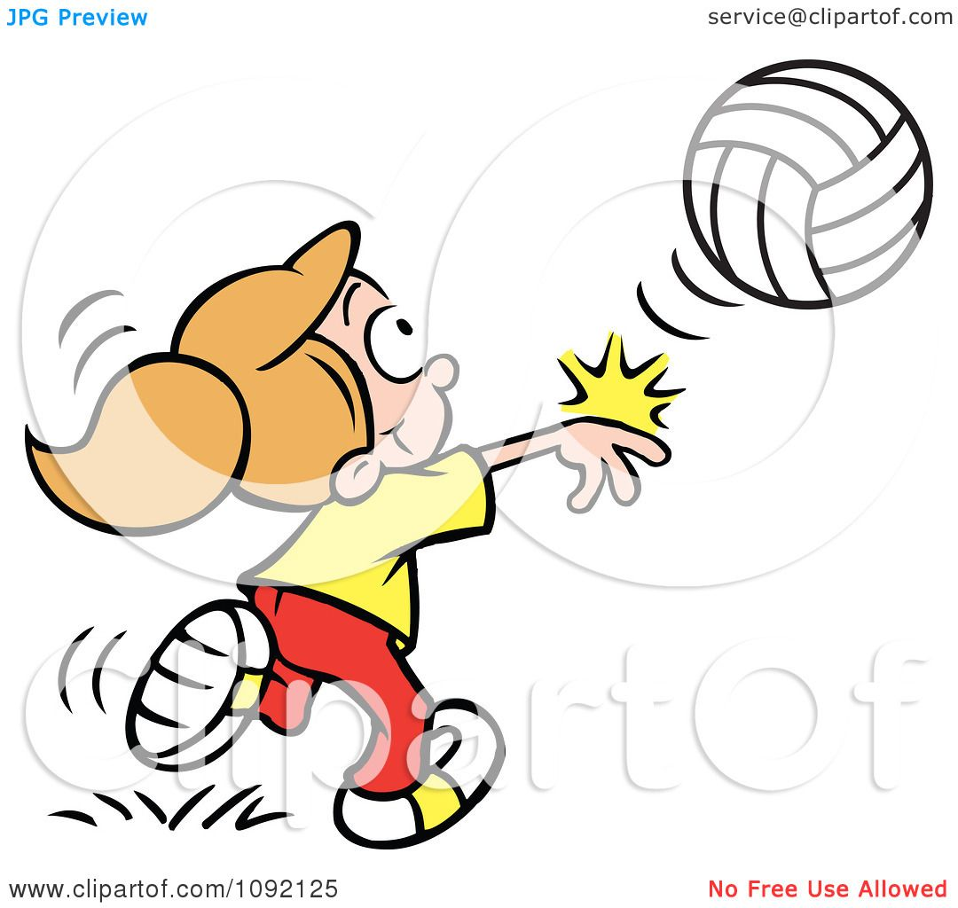 1080x1024 Balloon Volleyball Clipart Amp Balloon Volleyball Clip Art Images