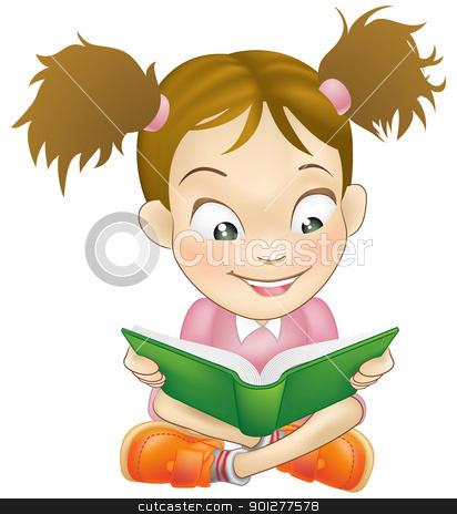 412x464 Girl Child Clip Art
