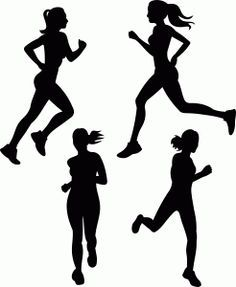 236x287 Silhouette Running Clipart, Explore Pictures