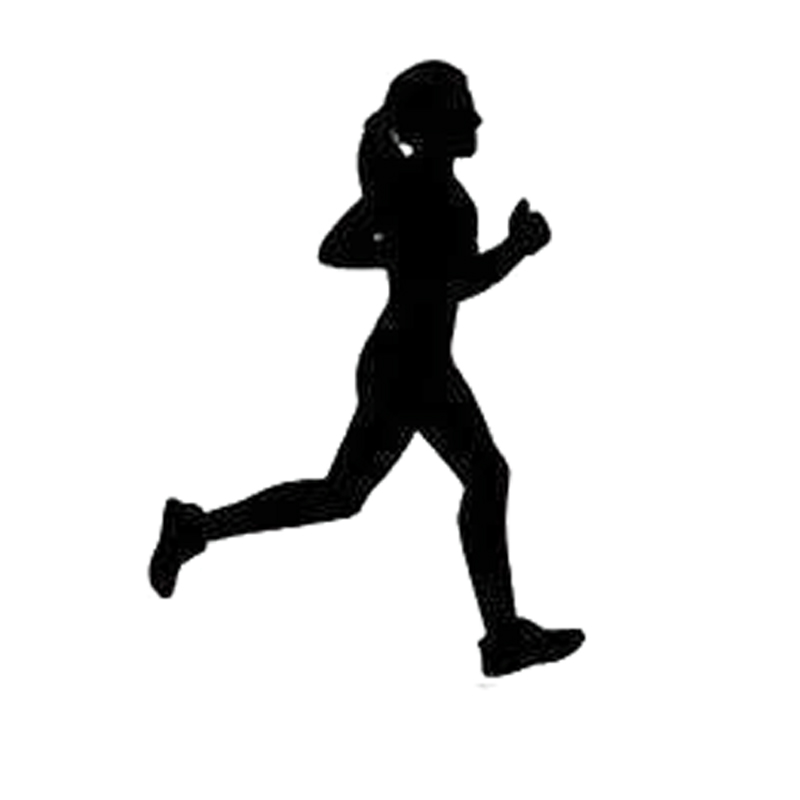 800x800 Buy Running Girl Sticker And Get Free Shipping