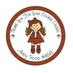 236x236 Brownie Girl Scout Clip Art Clipart Panda