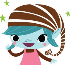 236x217 Girl Scout Brownie Logo Clip Art