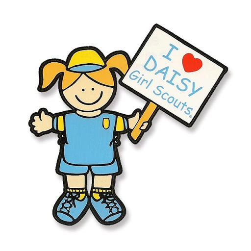 512x512 Clipart Daisy Girl Scout