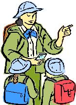 156x215 Girl Scout Troop Leader Clip Art Cliparts