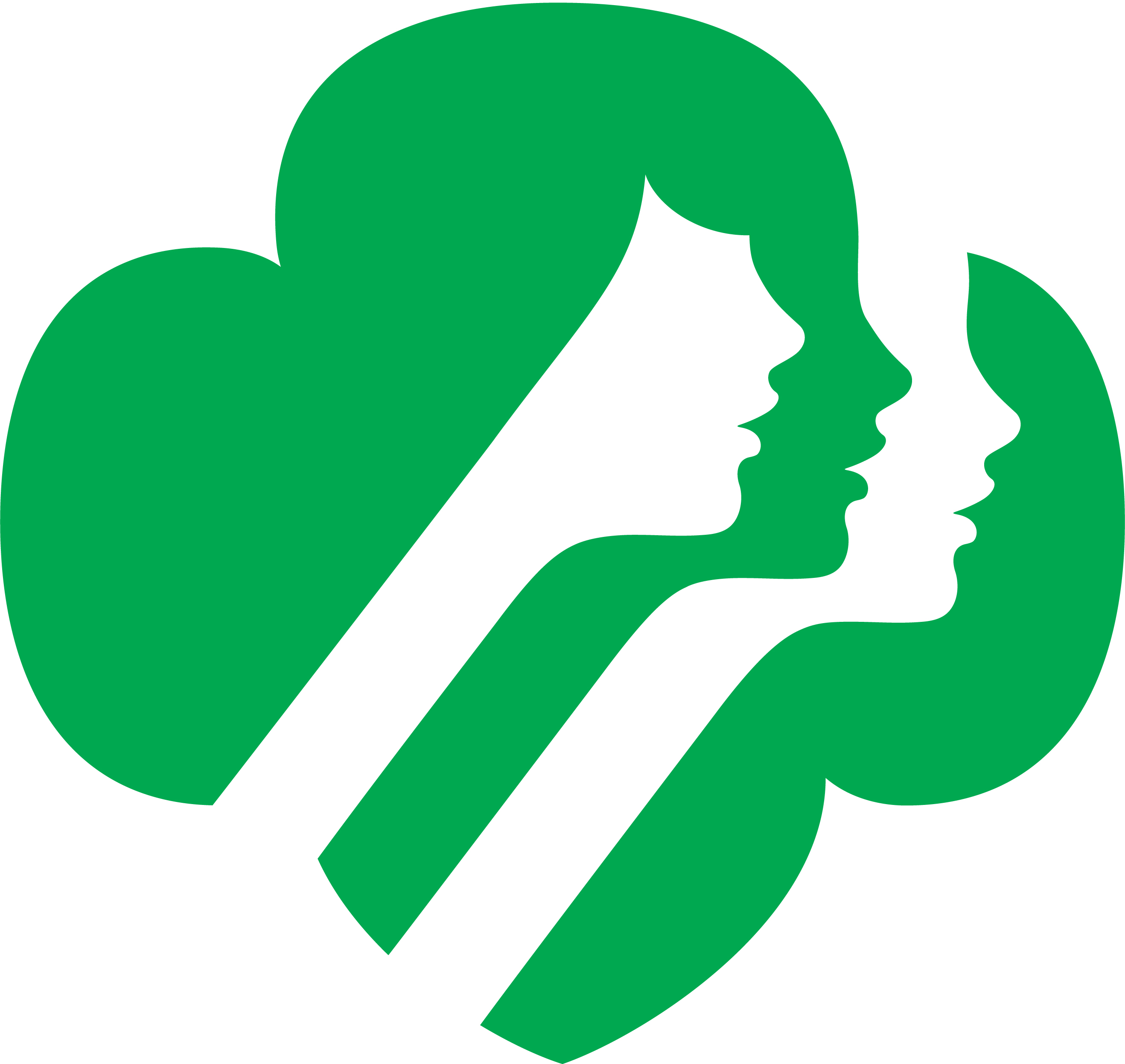 2636x2493 Girl Scouts Of The World Clipart