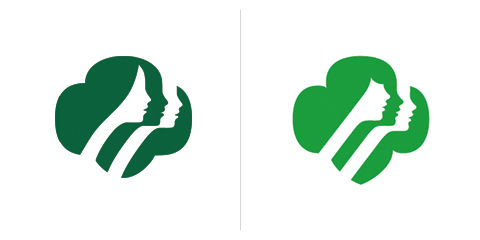 480x240 Girl Scout Symbol Clip Art