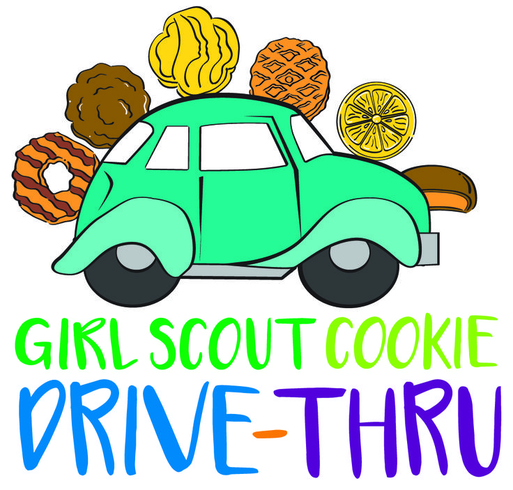Girl Scout Cookies Clipart