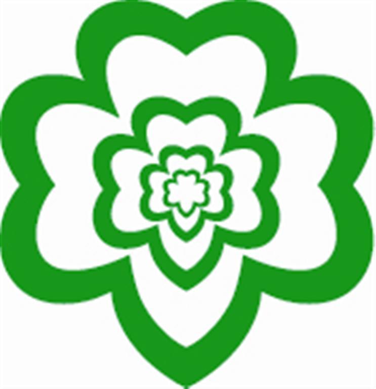 743x768 Girl Scout Emblem Clip Art 101 Clip Art