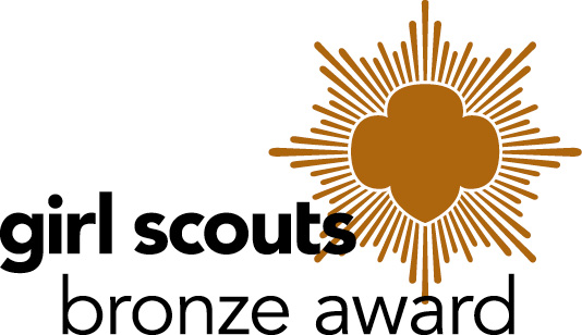534x308 Girl Scout Gold Award Clipart