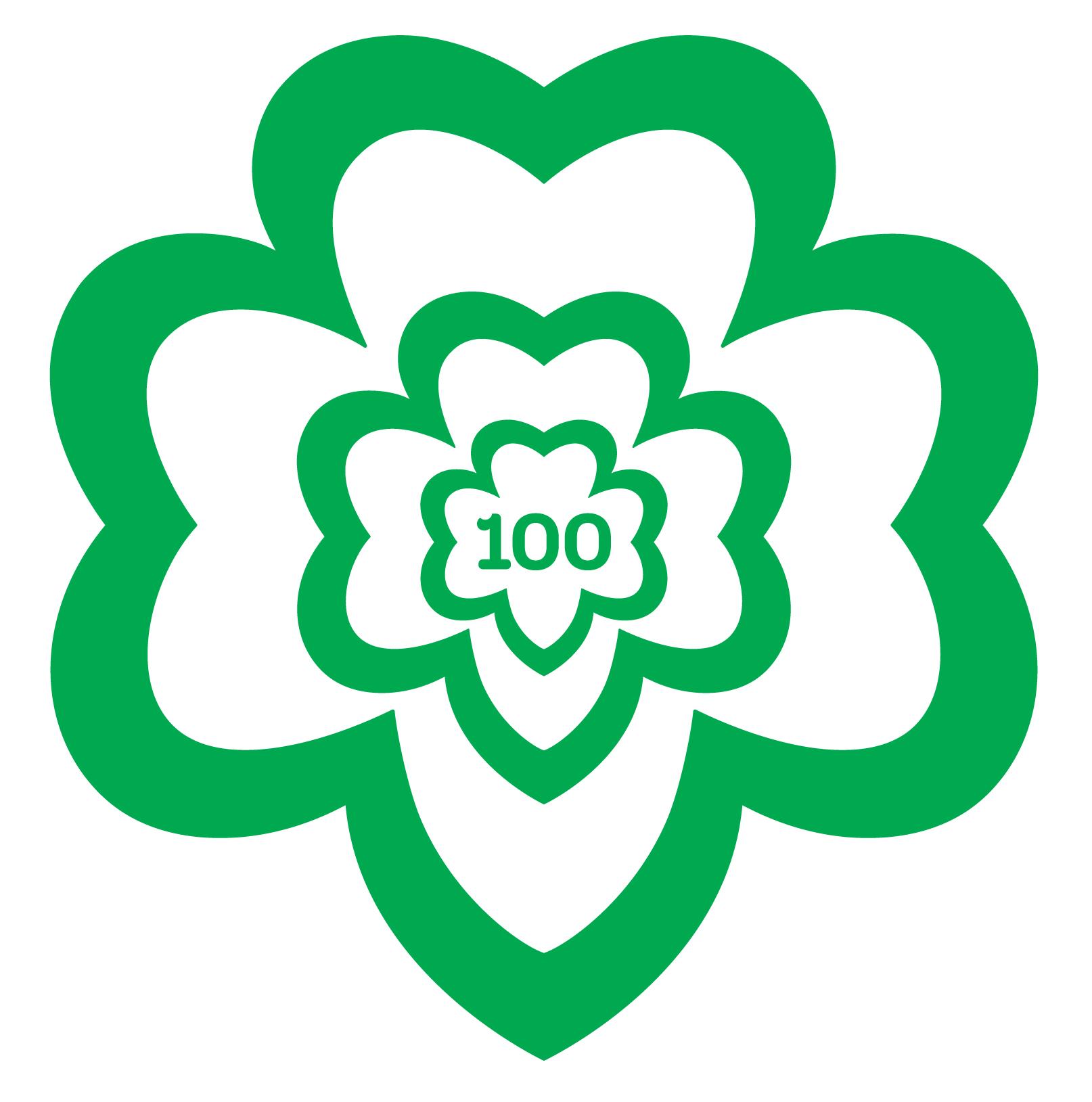 1614x1629 Daisy Girl Scout Logo Clip Art