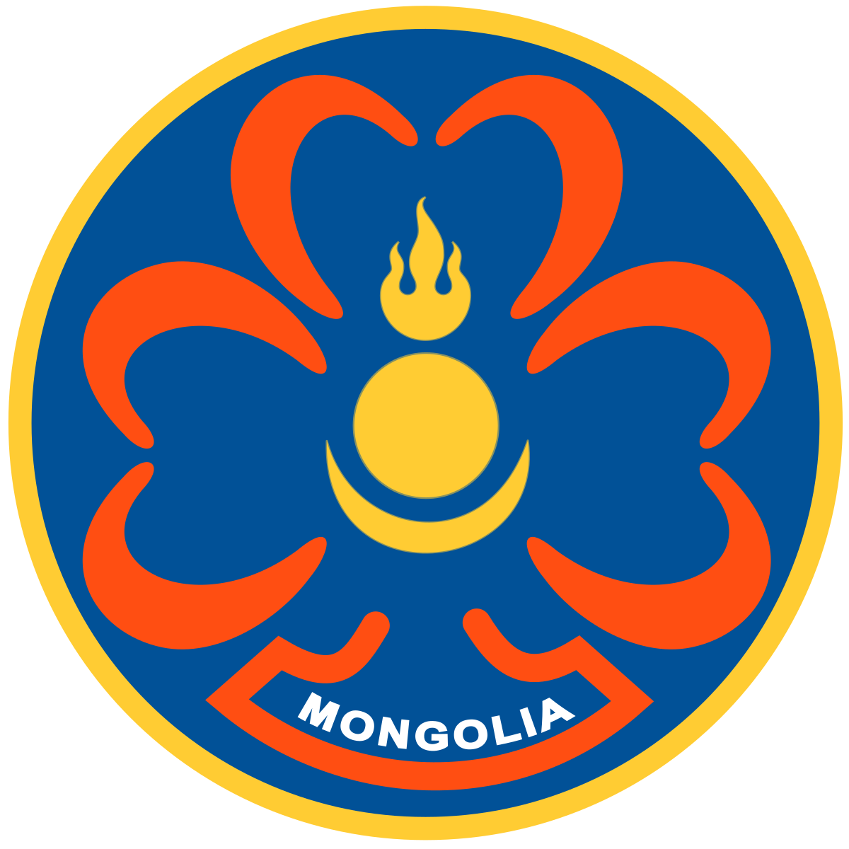 1200x1200 Girl Scout Association Of Mongolia