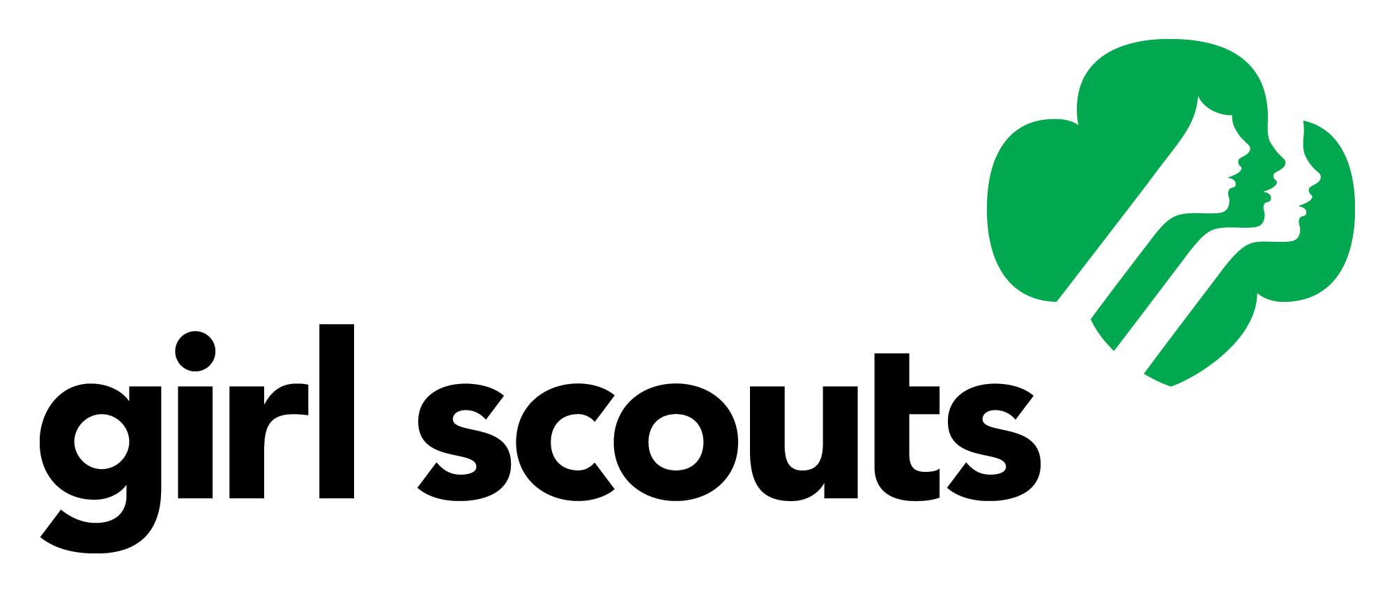2000x858 Girl Scout Logo, Girl Scout Symbol Meaning, History And Evolution