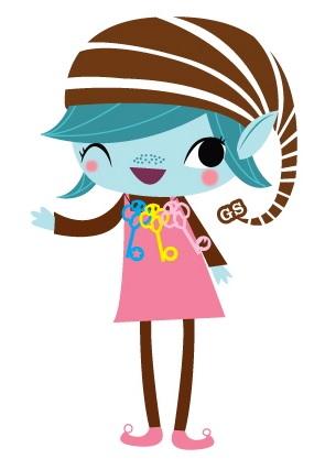 295x427 Brownie Girl Scout Clip Art Chadholtz