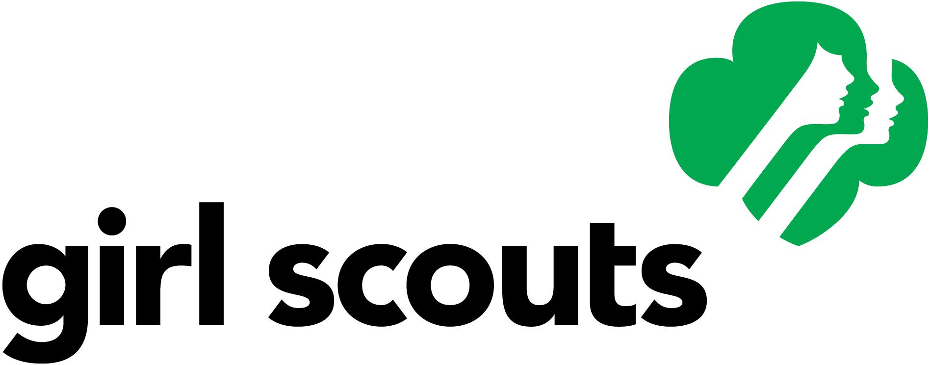 1896x744 Astounding Girl Scout Logo Printable 74 About Remodel Custom Logo