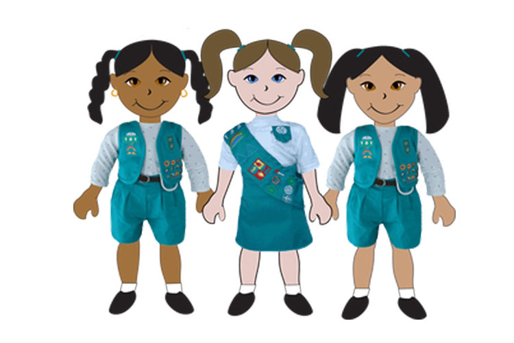 750x500 Girl Scout Program