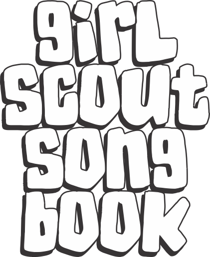 421x516 Girl Scout Songbook Cover Sheet