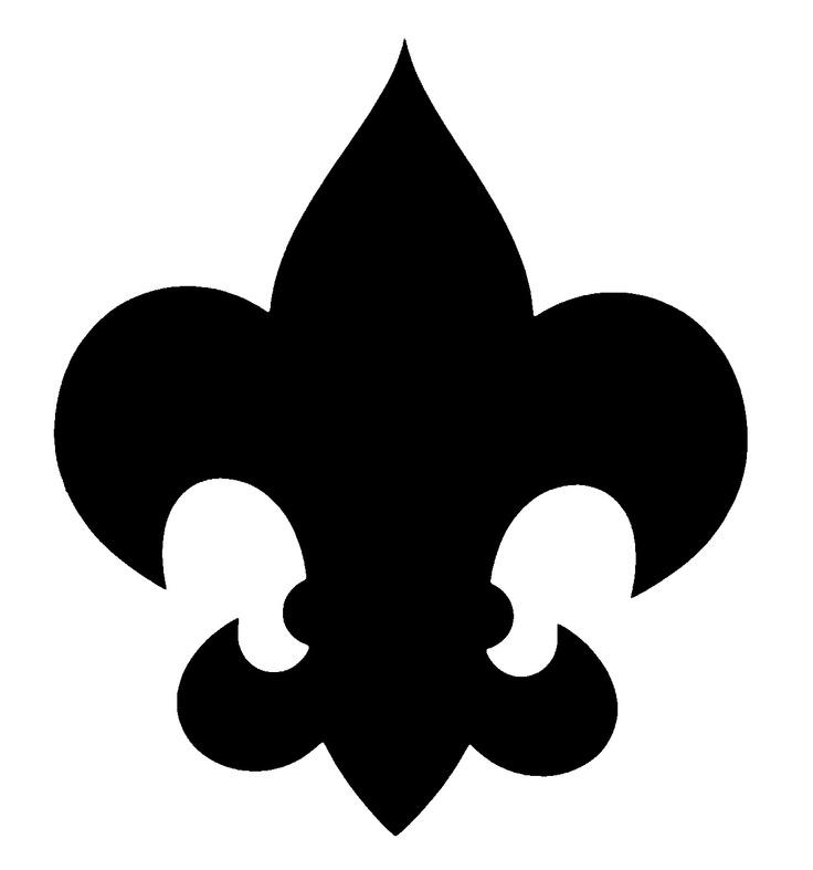 736x787 Best Boy Scout Symbol Ideas Boy Scouting