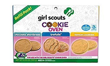 355x213 Girl Scout Cookie Oven Deluxe Refill Kit