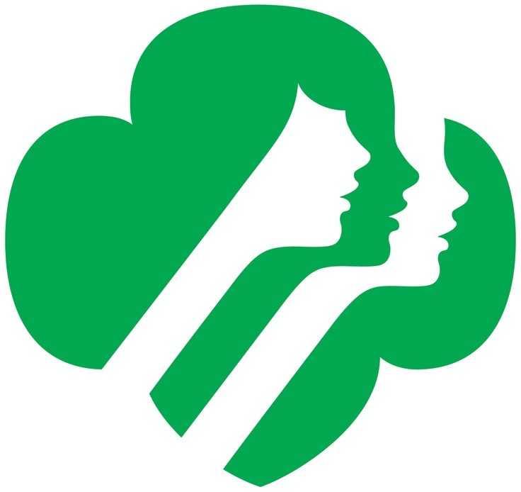 736x694 Girl Scouts Clipart