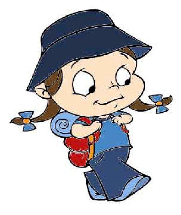 632x753 Australian Girl Guide Camp Hike Clip Art Girl Guide Clip Art