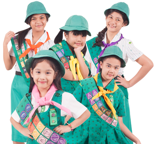 529x480 Girl Scout Shop Girl Scouts Of The Philippines