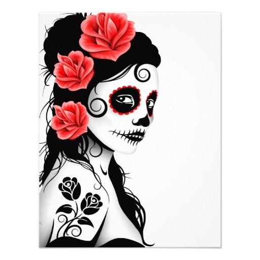 512x512 48 Best Day Of The Dead Cartoon Tattoos Images Arm
