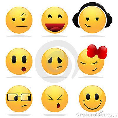 400x400 Smiley Girl Clipart
