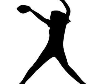 340x270 Pitcher Clipart Fastpitch Softball