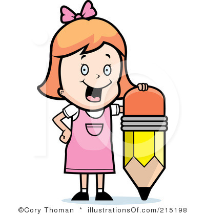 400x420 Student Clipart Female