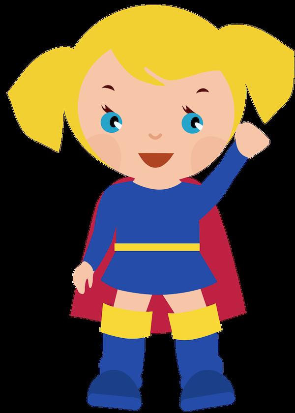 600x840 Superhero Free Super Hero Clip Art Clipart 2