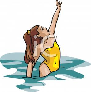 297x300 Girl In A Yellow Bathing Suit