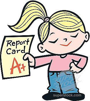 312x350 Best Girl Student Clipart