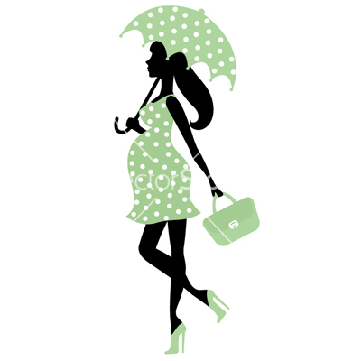 380x400 Graphics For Pregnant Umbrella Clip Art Graphics Www