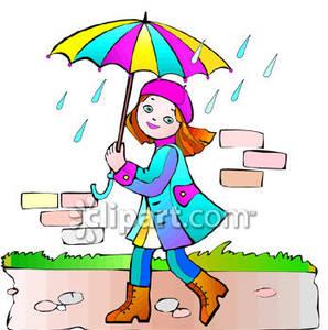 298x300 Umbrella Clipart Girly