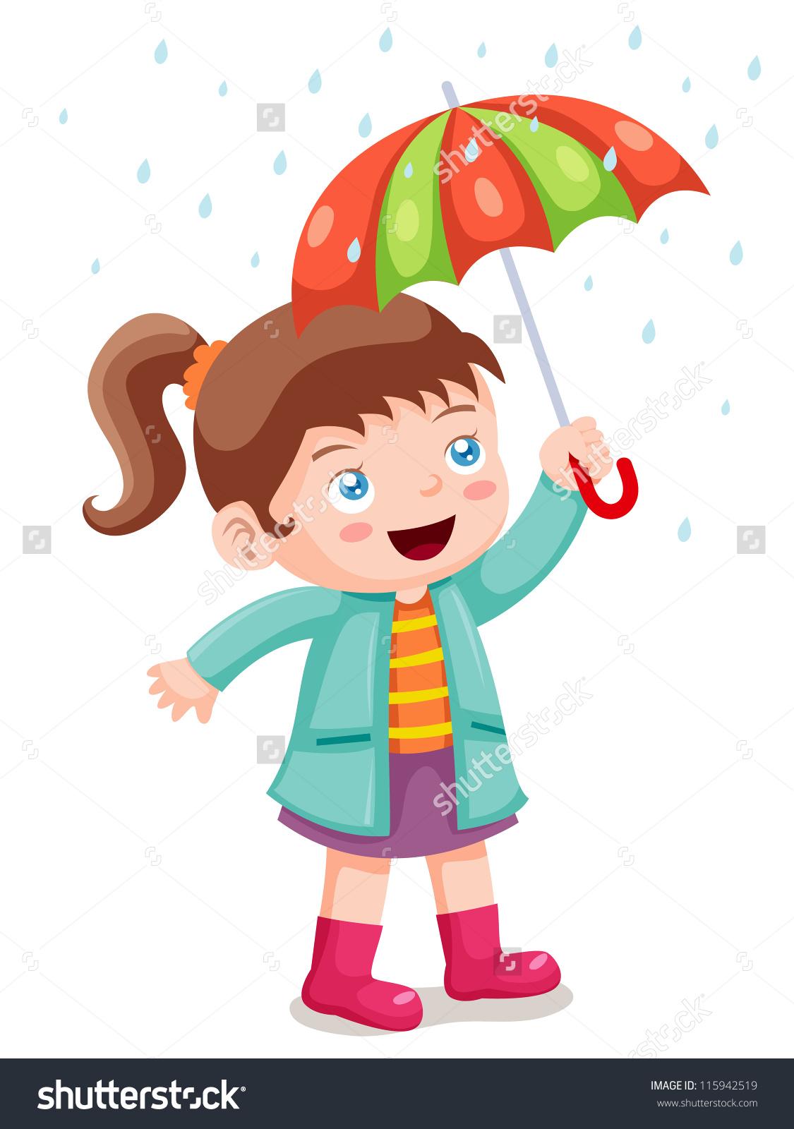 1125x1600 Umbrella Clipart Raincoat