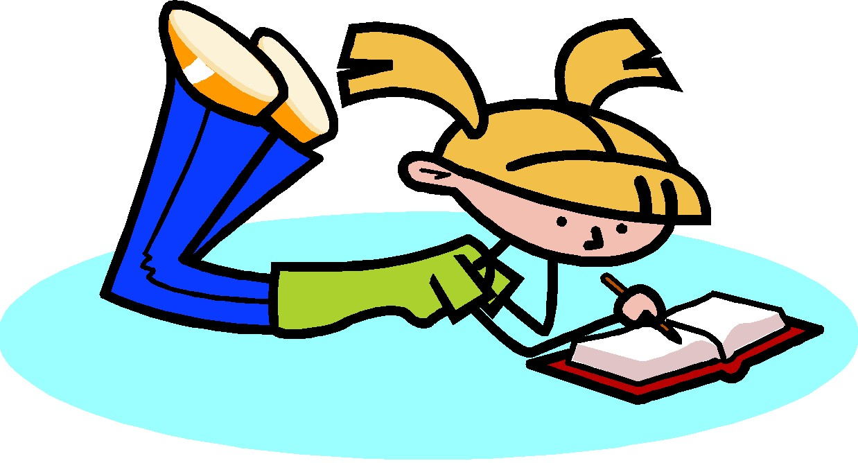 1238x668 Girl Writing Clipart Free Images