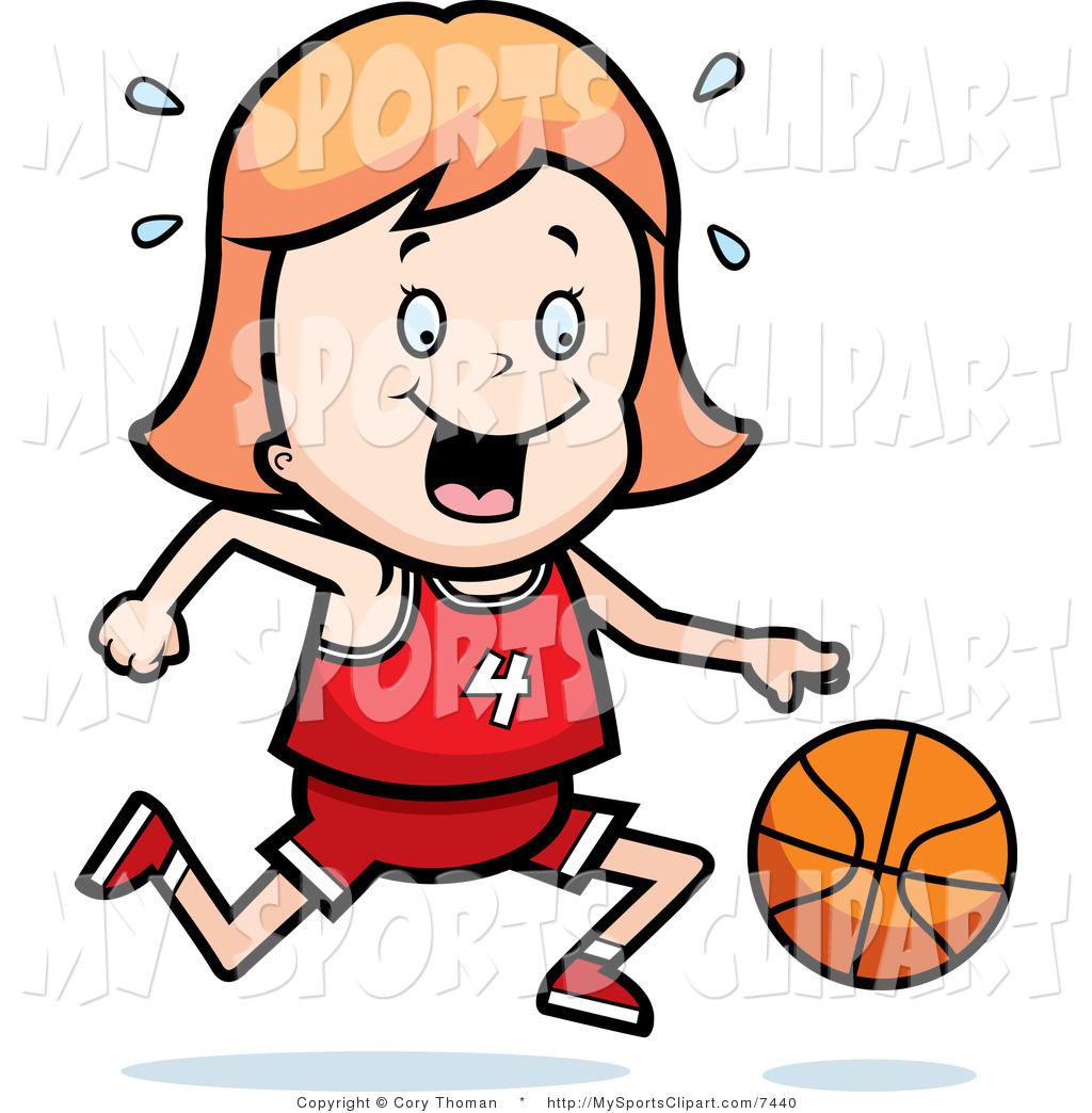 1024x1044 Girl Basketball Player Clipart Clipart Panda