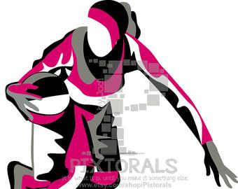 340x270 Girls Basketball Etsy