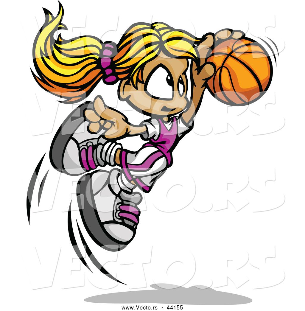 1024x1044 Little Girl Clipart Basketball Player