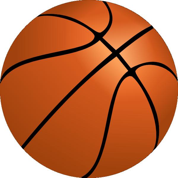 600x600 Girls Basketball Clipart