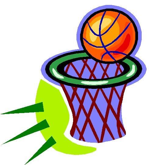 489x540 Girls Basketball Clipart